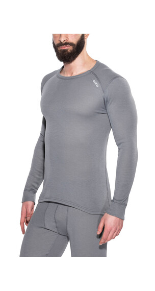 Odlo Warm ST Shirt L/S Crew Neck Men castlerock